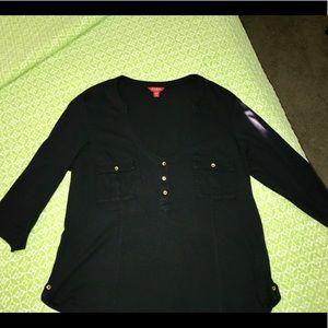 Perfect, sexy black T